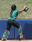 Rancho and Reed High School NIAA DI softball action at the University of Nevada, in Reno, Nev., on Thursday, May 19, 2016. Cathleen Allison/Las Vegas Review-Journal
