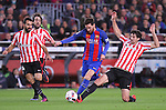 11.01.2017 Barcelona, Copa del Rey 1/8 Finals. Picture show Leo Messi in action during game between FC Barcelona against Athelic at Camp Nou