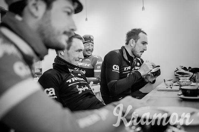 Team Trek-Segafredo winter training camp<br /> rest day/coffee ride <br /> <br /> january 2017, Mallorca/Spain