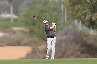 Richard McEvoy (ENG) on the 3rd fairway during Round 1 of the Omega Dubai Desert Classic, Emirates Golf Club, Dubai,  United Arab Emirates. 24/01/2019<br /> Picture: Golffile | Thos Caffrey<br /> <br /> <br /> All photo usage must carry mandatory copyright credit (&copy; Golffile | Thos Caffrey)