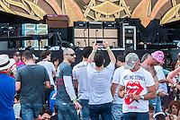 Roma, 22 giugno 2014: aspettando il concerto dei Rolling Stones al Circo Massimo - Rome, June 22nd: waiting for the concert of The Rolling Stones at the Circus Maximus