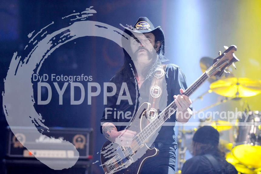 """Motörhead live auf dem 20. Wacken Open Air """"W:O:A"""" 2009, dem größten Metal-Festival der Welt, Tag 2"""