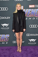 Gwyneth Paltrow bei der Weltpremiere des Kinofilms 'Avengers: Endgame' im Los Angeles Convention Center. Los Angeles, 22.04.2019