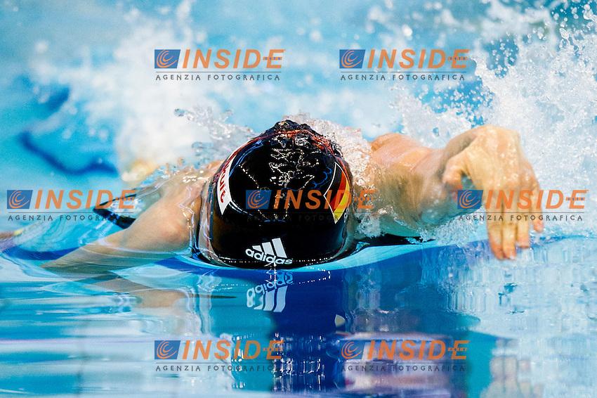 Szeszecin Stettino POL  - 09/12/2011.European Swimming  Short Course Championships.Swimming Nuoto heats batterie .STEFFEN Britta GER.4x50 Freestyle W.Photo Insidefoto / Giorgio Scala..