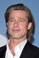 LOS ANGELES - JAN 19:  Brad Pitt at the 26th Screen Actors Guild Awards at the Shrine Auditorium on January 19, 2020 in Los Angeles, CA