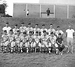 Bethel Park PA:  Pony League Baseball Team 1966.  Team members that I remember are; Mike Dobis, (?), Bob Culligan, Gary Smith, (?), (?), (?), David Page, Jeff Tate, Coach Culligan, (?), (?), (?), Doug McCaulke (?) Fran Gail, (?), Coach Gail