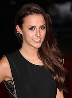 Lucy Watson arriving for the UK Premiere of Jack Ryan, at Vue Leicester Square, London. 20/01/2014 Picture by: Alexandra Glen / Featureflash