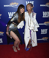 "MAR 13 Carol Alt and Lil Mama at WE tv Premiere of Season 12 for ""BRIDEZILLAS"""