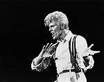 David Bowie 1983<br />&copy; Chris Walter