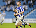 24/10/2009  Copyright  Pic : James Stewart.sct_jspa15_kilmarnock_st_johnstone  . :: KEVIN KYLE CELEBRATES AFTER HE SCORES THE SECOND :: .James Stewart Photography 19 Carronlea Drive, Falkirk. FK2 8DN      Vat Reg No. 607 6932 25.Telephone      : +44 (0)1324 570291 .Mobile              : +44 (0)7721 416997.E-mail  :  jim@jspa.co.uk.If you require further information then contact Jim Stewart on any of the numbers above.........