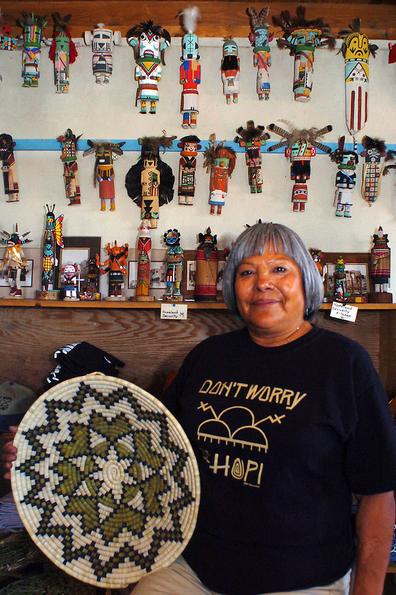 TSAKURSHOVI.located 1.5miles east of the Hopi Cultural Center on Highway 264...Joseph and Janice Day (928) 734-2478.