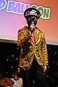 Gilded Balloon Press Launch 2019 at the Edinburgh Festival Fringe. The Gilded Balloon presents a showcase of a number of productions and acts to launch their Fringe 2019, Teviot Row House, Bristo Square, Edinburgh. Picture shows: Colonel Mustard