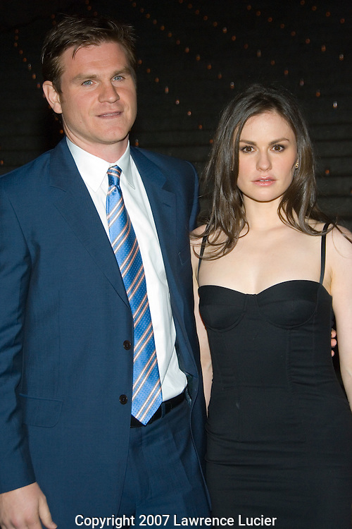 Andrew Paquin and Anna Paquin