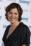 LOS ANGELES, CA. - September 20: Actress Jorja Fox  arrives at Entertainment Weekly's 6th annual pre-Emmy celebration presented by Revlon at the Historic Beverly Hills Post Office on September 20, 2008 in Beverly Hills, California.