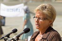 Yvette DORE, maire d'Hillion
