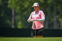 Brittany Lincicome (USA) looks over her putt on 2 during round 4 of the U.S. Women's Open Championship, Shoal Creek Country Club, at Birmingham, Alabama, USA. 6/3/2018.<br /> Picture: Golffile | Ken Murray<br /> <br /> All photo usage must carry mandatory copyright credit (&copy; Golffile | Ken Murray)