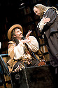 La Bete by David Hirson,directed by Matthew Warchus.With Mark Rylance as Valere,David Hyde Pierce as Elomire. Opens at The Comedy Theatre on 7/7/10 Credit Geraint Lewis