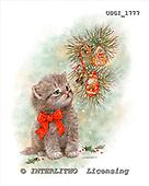 GIORDANO, CHRISTMAS ANIMALS, WEIHNACHTEN TIERE, NAVIDAD ANIMALES, paintings+++++,USGI1777,#XA#