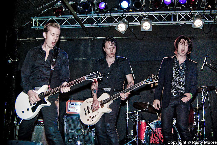 Jim Jones Revue at Brighton Music Hall, Boston MA 2011