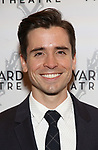 Matt Doyle attends the Vineyard Theatre Gala 2018 honoring Michael Mayer at the Edison Ballroom on May 14, 2018 in New York City.