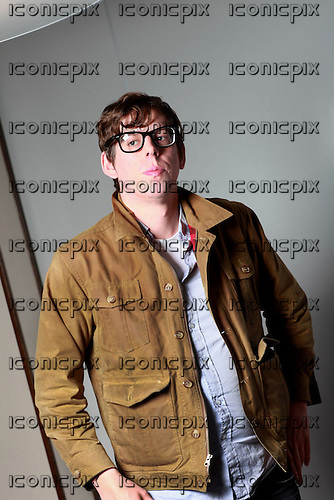 The Black Keys - drummer/producer Patrick Carney photographed in Paris France - 03 Nov 2011.  Photo credit: Fontaine/Dalle/IconicPix