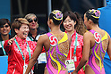 Yukiko Inui &amp; Risako Mitsui (JPN), <br /> AUGUST 16, 2016 - Synchronized Swimming : <br /> Duets Free Routine Final <br /> at Maria Lenk Aquatic Centre <br /> during the Rio 2016 Olympic Games in Rio de Janeiro, Brazil. <br /> (Photo by Yohei Osada/AFLO SPORT)