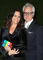 7 January 2018 -  Beverly Hills, California - Amy Landecker, Bradley Whitford. 75th Annual Golden Globe Awards_Roaming held at The Beverly Hilton Hotel. <br /> CAP/ADM/FS<br /> &copy;FS/ADM/Capital Pictures