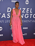 Issa Rae 051 attends the American Film Institute's 47th Life Achievement Award Gala Tribute To Denzel Washington at Dolby Theatre on June 6, 2019 in Hollywood, California