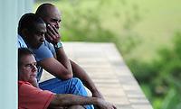 ATENCAO EDITOR FOTO EMBARGADA PARA VEICULO INTERNACIONAL - ITU, SP, 20 DE SETEMBRO 2012 - Ex Goleiro Marcos <br /> durante o treino da equipe do Palmeiras realizado no Spa Sport Resort, em Itu (SP), nesta quinta-feira (20). O time enfrenta o Figueirense, no s&aacute;bado (22), pelo Campeonato Brasileiro. FOTO: RODRIGO VILLALBA - BRAZIL PHOTO PRESS.