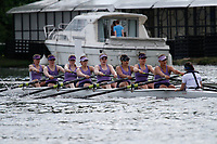 Race: 191 A8 Quarter-Final - Oxford Brookes vs Durham Univ<br /> <br /> Henley Women's Regatta 2017<br /> <br /> To purchase this photo, or to see pricing information for Prints and Downloads, click the blue 'Add to Cart' button at the top-right of the page.
