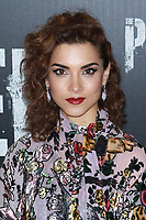 NEW YORK, NY - NOVEMBER 06: Amber Rose Revah  at  'Marvel's The Punisher' New York premiere at AMC Loews 34th Street 14 theater on November 6, 2017 in New York City. <br /> CAP/MPI99<br /> &copy;MPI99/Capital Pictures