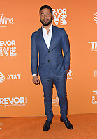 02 December 2018 - Beverly Hills, California - Jussie Smollett. 2018 TrevorLIVE Los Angeles held at The Beverly Hilton Hotel. <br /> CAP/ADM/BT<br /> &copy;BT/ADM/Capital Pictures