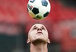 Nederland, Nijmegen, 10 mei 2012.Seizoen 2011/2012.Eredivisie.N.E.C.-Vitesse 3-2.Alexander Buttner van Vitesse in actie met de bal