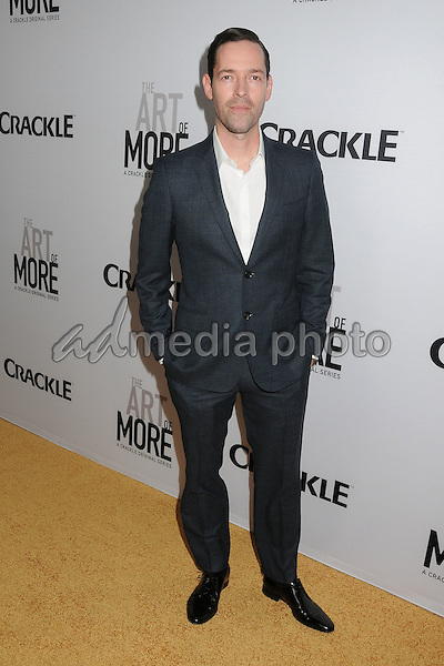 "29 October 2015 - Culver City, California - Michael Polish. ""The Art Of More"" Series Premiere held at Sony Pictures Studios. Photo Credit: Byron Purvis/AdMedia"