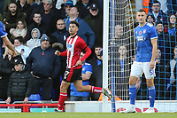 Tyler Walker of Lincoln City celebrates scoring the first goal during Ipswich Town vs Lincoln City, Emirates FA Cup Football at Portman Road on 9th November 2019