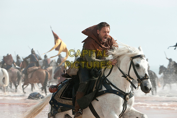 RUSSELL CROWE.in Robin Hood (2010) .*Filmstill - Editorial Use Only*.CAP/FB.Supplied by Capital Pictures.