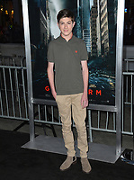 Mason Cook at the premiere for &quot;Geostorm&quot; at TCL Chinese Theatre, Hollywood. Los Angeles, USA 16 October  2017<br /> Picture: Paul Smith/Featureflash/SilverHub 0208 004 5359 sales@silverhubmedia.com