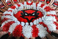 UHart Cheerleaders 2/18/2016