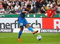 Serge Gnabry (TSG 1899 Hoffenheim) - 08.04.2018: Eintracht Frankfurt vs. TSG 1899 Hoffenheim, Commerzbank Arena