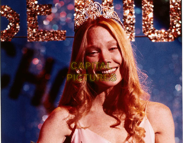 Sissy Spacek.in Carrie (1976).*Filmstill - Editorial Use Only*.CAP/NFS.Supplied by Capital Pictures.