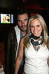 Austin Peck & Terri Colombino at Trent Dawson's 6th Annual Martinis With Henry on April 17, 2010 at Latitude, New York City, New York. (Photo by Sue Coflin/Max Photos)