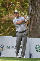 Richard Sterne (RSA) watches his tee shot on 16 during round 3 of the World Golf Championships, Mexico, Club De Golf Chapultepec, Mexico City, Mexico. 2/23/2019.<br /> Picture: Golffile | Ken Murray<br /> <br /> <br /> All photo usage must carry mandatory copyright credit (© Golffile | Ken Murray)