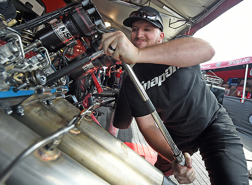 Cruz Pedregon, Snap-On Tools, Funny Car, Camry