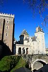 20080110 - France - Aquitaine - Pau<br /> LE CHATEAU DE PAU.<br /> Ref : PAU_042.jpg - © Philippe Noisette.