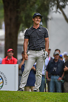 Thorbjorn Olesen (DEN) watches his tee shot on 7 during round 3 of the World Golf Championships, Mexico, Club De Golf Chapultepec, Mexico City, Mexico. 2/23/2019.<br /> Picture: Golffile | Ken Murray<br /> <br /> <br /> All photo usage must carry mandatory copyright credit (© Golffile | Ken Murray)