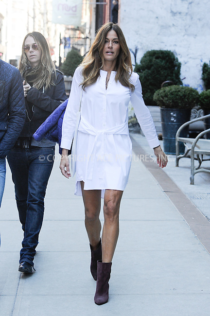 WWW.ACEPIXS.COM<br /> <br /> March 13 2015, New York City<br /> <br /> Kelly Bensimon on the set of her photo shoot in Manhattan on March 13 2015 in New York City.<br /> <br /> <br /> Please byline: Curtis Means/ACE Pictures<br /> <br /> ACE Pictures, Inc.<br /> www.acepixs.com, Email: info@acepixs.com<br /> Tel: 646 769 0430