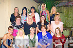 Louise O'Shea Kerins Park Seated Centre Celebrated her 35th Birthday with friends with a meal in the Brogue inn on Saturday night.