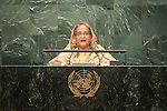 Bangladesh<br /> H.E. Ms. Sheikh Hasina<br /> Prime Minister<br /> <br /> General Assembly Seventy-first session 10th plenary meeting<br /> General Debate