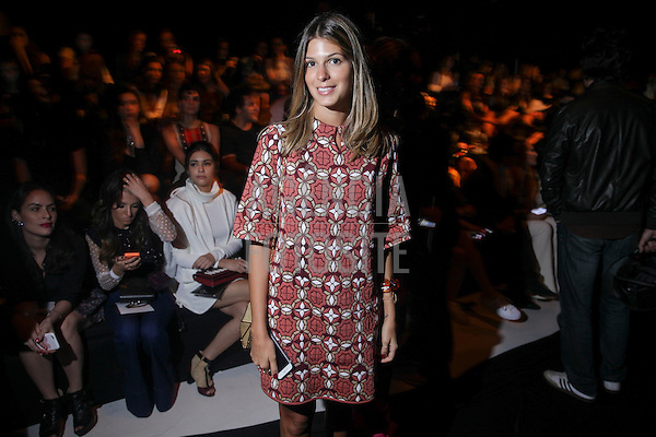 Anna Fasano<br /> <br /> GIG Couture<br /> <br /> S&atilde;o Paulo Fashion Week- Ver&atilde;o 2016<br /> Abril/2015<br /> <br /> foto: Midori de Lucca/ Ag&ecirc;ncia Fotosite