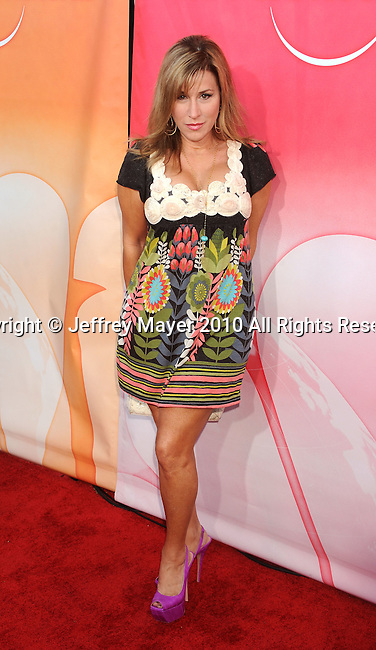 BEVERLY HILLS, CA. - July 30: Lisa Ann Walter arrives at NBC Universal's Press Tour All Star Party at The Beverly Hilton Hotel on July 30, 2010 in Beverly Hills, California.